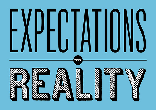 The nature of expectations...